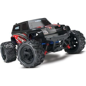 Радиоуправляемый монстр TRAXXAS LaTrax Teton 4WD RTR масштаб 1:18 2.4G радиоуправляемый шорт корс трак himoto hammer 4wd rtr масштаб 1 10 2 4g hml