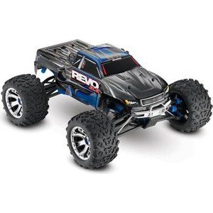 Радиоуправляемый монстр TRAXXAS Revo 3.3 TQi 4WD масштаб 1:10 2.4G -3 hot racing traxxas e revo summit aluminum transmission gearbox case
