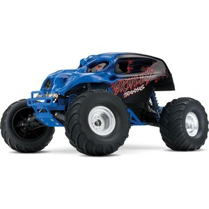 Радиоуправляемый монстр TRAXXAS Skully 2WD RTR масштаб 1:10 2.4G + NEW Fast Charger 5pcs free shipping fast recovery diode ffa30u60dn f30u60dn common cathode 30a 600v new original