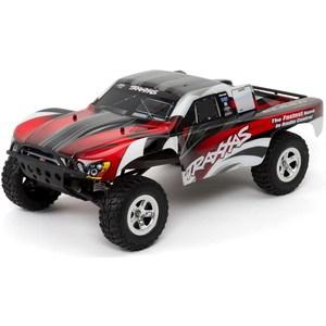 Радиоуправляемый шорт-корс трак TRAXXAS Slash (TQ) 2WD RTR масштаб 1:10 2.4G цена