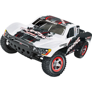Радиоуправляемый шорт-корс TRAXXAS Slash VXL OBA (NEW Fast Charger) 2WD RTR масштаб 1:10 2.4G new 10 1