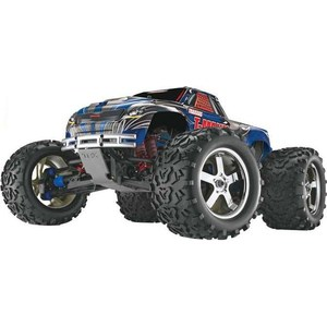 Радиоуправляемый монстр TRAXXAS T-Maxx 3.3 Nitro 4WD RTR масштаб 1:10 2.4G for traxxas x maxx 4x4 upgrade parts aluminum rear knuckle arms hub carrier l r 7752 hop up