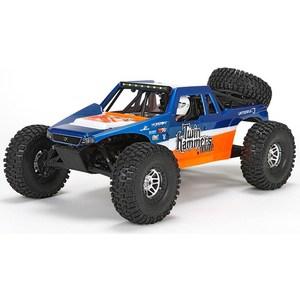 Радиоуправляемый внедорожник Vaterra Twin Hammers Desert Truck 4WD RTR масштаб 1:10 2.4G feiyue 03 1 12 2 4g full scale 4wd desert rc off road racing car us plug