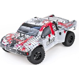 Радиоуправляемый шорт-корс VRX Racing Octane Blast EBD 4WD RTR масштаб 1:10 2.4G радиоуправляемый шорт корс трак ecx torment 4wd rtr масштаб 1 24 2 4g