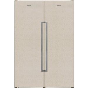 Холодильник VestFrost VF395-1SBB двухкамерный холодильник vestfrost vf 465 eb