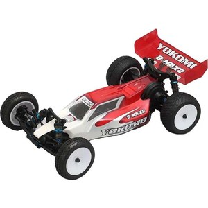 Радиоуправляемый багги Yokomo B-MAX2MR Ver.3 Kit 2WD масштаб 1:10 2.4G der sommer ohne manner