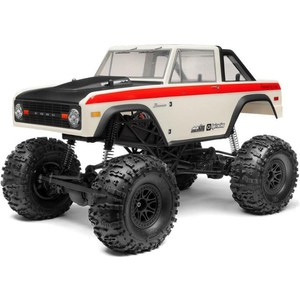 Радиоуправляемый краулер HPI Racing Crawler King 1973 Ford Bronco 4WD RTR масштаб 1:10 2.4G metal wheel rim no tire for rc 1 10 on road racing car crawler rc parts hsp axial wltoys himoto hpi traxxas redcat 102039 122039