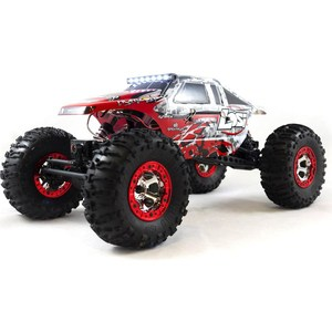 Радиоуправляемый краулер Losi Night Crawler 2.0 4WD RTR масштаб 1:10 2.4G new 1 10 rc crawler rc4wd gelande ii defender d90 metal chassis kit d90 frame parts