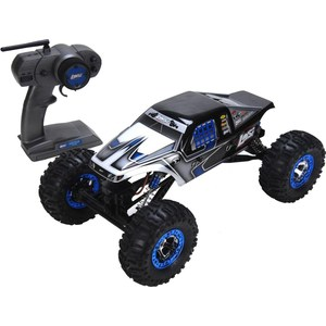 Радиоуправляемый краулер Losi Night Crawler 4WD RTR масштаб 1:10 2.4G new 1 10 rc crawler rc4wd gelande ii defender d90 metal chassis kit d90 frame parts