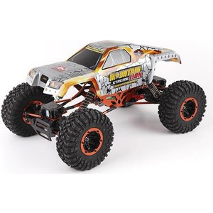 Радиоуправляемый краулер Remo Hobby Mountain Lion Xtreme 4WD+4WS RTR масштаб 1:10 2.4G 047 1 10 1 10 pvc painted body shell for 1 10 rc hobby racing car 2pcs lot free shipping