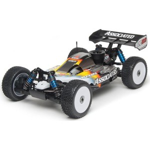 Радиоуправляемый багги Team Associated RC8.2 RS 4WD RTR масштаб 1:8 2.4G associated rc18b2 brushless 4wd 2 4ghz