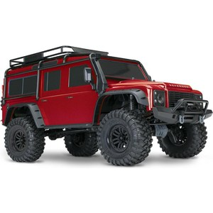 Радиоуправляемый краулер TRAXXAS TRX-4 Scale and Trail Crawler 4WD RTR масштаб 1:10 2.4G радиоуправляемый монстр traxxas summit 4wd vxl tqi rtr масштаб 1 16 2 4g