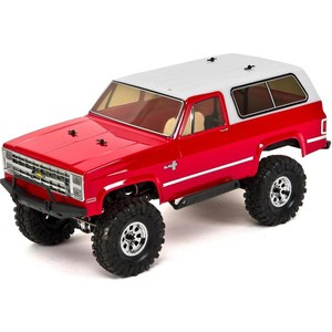 Радиоуправляемый краулер Vaterra Ascender 1986 Chevrolet K-5 Blazer Ascender 4WD RTR масштаб 1:10 2.4G double breasted plaid blazer romper with belt