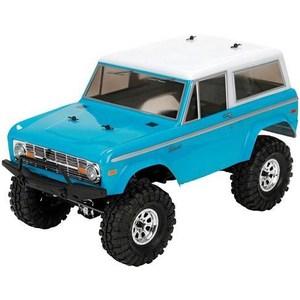 Радиоуправляемый краулер Vaterra Ford Bronco Ascender 4WD RTR масштаб 1:10 2.4G радиоуправляемый краулер jd красный rtr 4wd масштаб 1 18 2 4g 699 92