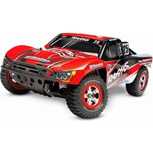 Радиоуправляемый шорт-корс трак TRAXXAS Nitro Slash 1/10 TQi 2WD RTR масштаб 1:10 2.4G byl 918 bluetooth v2 1 stereo receiver for 3 5mm speaker mp3 mp4 amplifier black blue