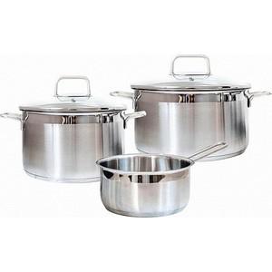 Набор посуды 3 предмета Swiss Diamond (SDPSSETL3) набор посуды swiss diamond xd set 6008 i classic induction