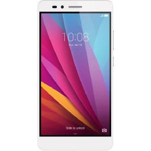 Смартфон Huawei Honor 5X Silver (KIW-L21) смартфон huawei honor 4a