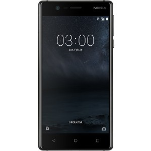 Смартфон Nokia 3 Black coolcci gs1 ultrathin 4200mah power bank for samsung nokia lenovo more black