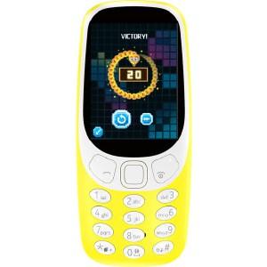 Мобильный телефон Nokia 3310 Yellow