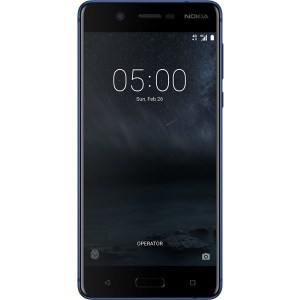 Смартфон Nokia 5 Blue смартфон nokia 3 синий nokia 3 ds ta 1032 blue смартфон