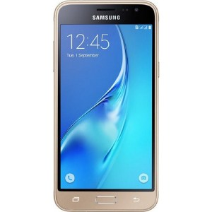 Смартфон Samsung Galaxy J3 (2016) Gold смартфон samsung galaxy j3 2017 16gb black