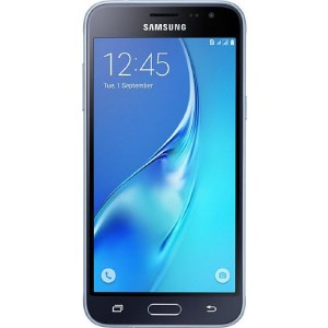 Смартфон Samsung Galaxy J3 (2016) Black смартфон samsung galaxy j3 2016 4g 8gb white
