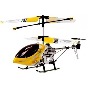 Радиоуправляемый вертолет JiaYuan Whirly Bird Gyro 3CH ИК-управление масштаб 1:64 syma black hawk uh 60 gyro 3ch ик управление s102g