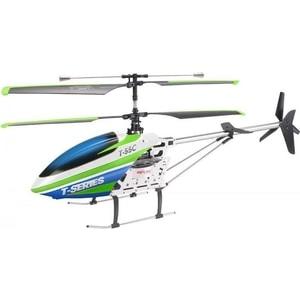 Радиоуправляемый вертолет MJX T55 (зеленый) c FPV камерой 2.4G радиоуправляемый квадрокоптер mjx x300c hd 2 4g
