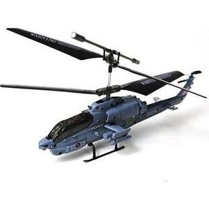 Радиоуправляемый вертолет Syma S108G AH-1 Super Cobra ИК-управление syma black hawk uh 60 gyro 3ch ик управление s102g