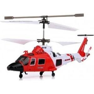 Радиоуправляемый вертолет Syma S111G MH-68A Hitron U.S Coast Guard ИК-управление рога zoom mt 68a