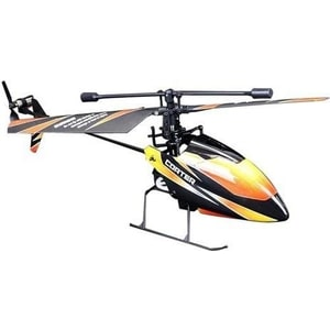 Радиоуправляемый вертолет WL Toys V911 Copter 2.4G v911 2 nose shell vertical tail for wl v911 r c aircraft black red