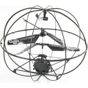 Радиоуправляемый вертолет Happy Cow Robotic UFO батарейки duracell basic lr6 4bl aa 4 шт
