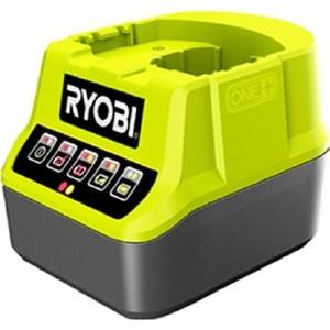 Зарядное устройство Ryobi ONE+ RC18120 (3002891) brand new 2pcs 18v 4000mah li ion high capacity for ryobi p108 rb18l40 rechargeable battery pack power tool battery ryobi one