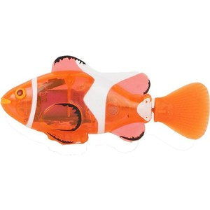 Радиоуправляемая рыбка Create Toys Clown Fish 38cm plush whales toys with soft pp cotton creative stuffed animal dolls cute whales toys fish birthday gift for children