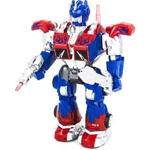 Радиоуправляемый робот трансформер Defatoys Оптимус радиоуправляемый робот паук keye toys space warrior с пульками