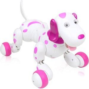 Радиоуправляемая робот-собака Happy Cow Smart Dog 2.4G игрушка танк happy cow fpv i tech tank