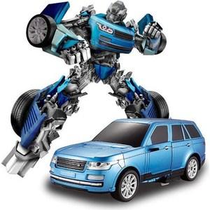 Радиоуправляемый робот-трансформер Jia Qi Troopers Tyrant
