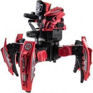 Радиоуправляемый робот-паук Keye Toys Space Warrior с дисками и лазерным прицелом 2.4G радиоуправляемый робот паук keye toys space warrior с пульками