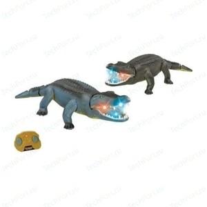 Радиоуправляемая игрушка Lishi Toys Крокодил