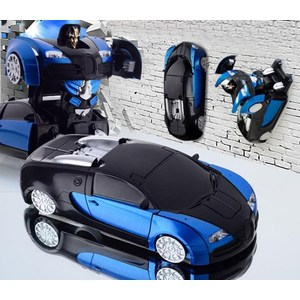 Радиоуправляемый трансформер MZ Model Bugatti Veyron 1:24 bugatti 1 36 scale diecast model toy car