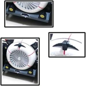 Радиоуправляемый мотоцикл 2в1 перевертыш Xiong Feng Перевертыш 989-333 RTR 2.4G от ТЕХПОРТ