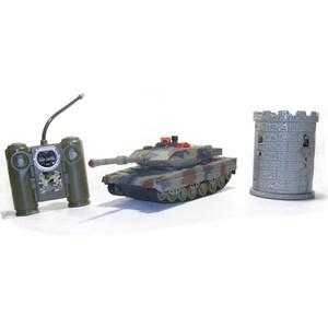 все цены на  Радиоуправляемый танковый бой Huan Qi Tiger I vs Leopard 2A5 масштаб 1:32 27Mhz vs 40Mhz  онлайн