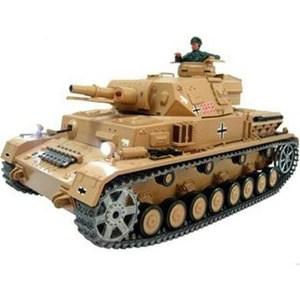 Радиоуправляемый танк Heng Long DAK Panzerkampfwagen IV Ausf F-1 Pro масштаб 1:16 40Mhz византийская армия iv xiiвв
