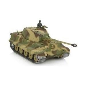 Радиоуправляемый танк Heng Long German King Tiger 1 Henschel Pro масштаб 1:16 27Mhz радиоуправляемый танк taigen panzerkampfwagen iv ausf hc pro масштаб 1 16 2 4g