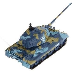 Радиоуправляемый танк Heng Long King Tiger масштаб 1:72 2.4G heng tai destroyer ht 2877f