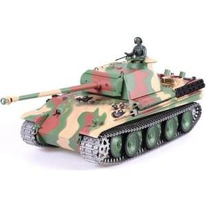 Радиоуправляемый танк Heng Long Panther Type G масштаб 1:16 40Mhz радиоуправляемый танк heng long tauch panzer iii ausf h pro масштаб 1 16 40mhz