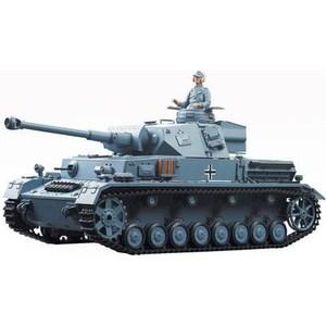 Радиоуправляемый танк Heng Long Panzerkampfwagen IV F2 Ausf SD KFZ масштаб 1:16 2.4G танк радиоуправляемый heng long tiger 1