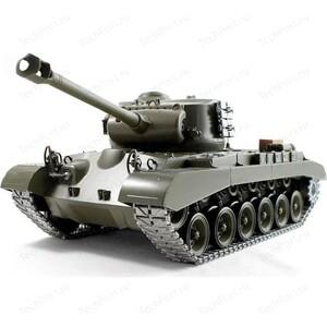 Радиоуправляемый танк Heng Long Snow Leopard Pro масштаб 1:16 40Mhz танк радиоуправляемый heng long german panther