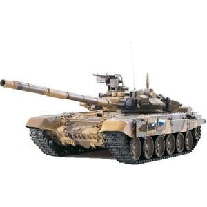 Радиоуправляемый танк Heng Long T90 Russia масштаб 1:16 RTR 2.4G радиоуправляемый танк vstank airsoft series russia кв 2 green edition масштаб 1 24 2 4g