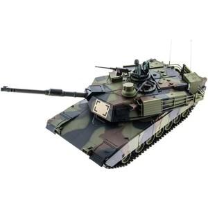 Радиоуправляемый танк Heng Long US M1A2 Abrams PRO масштаб 1:16 2.4G радиоуправляемый танк taigen panzerkampfwagen iv ausf hc pro масштаб 1 16 2 4g